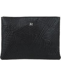 John Richmond Handbag - Black