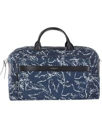 Michael Kors Travel Duffel Bag - Blue