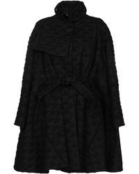 Giorgio Armani Overcoat - Black
