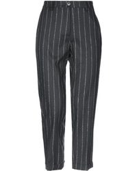 Mauro Grifoni - Casual Trousers - Lyst