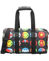 Moschino Travel & Duffel Bag - Black