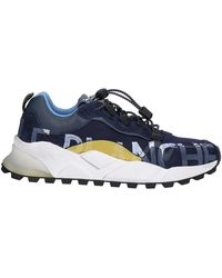 Voile Blanche Trainers - Blue