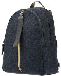 Brunello Cucinelli Backpacks & Fanny Packs - Gray