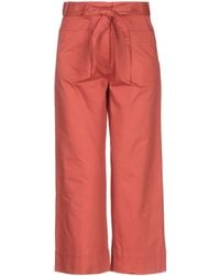 Sessun Casual Trousers - Red