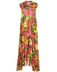 I'm Isola Marras 3/4 Length Dress - Multicolour