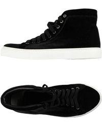 Iris & Ink Sneakers & Tennis shoes alte - Nero