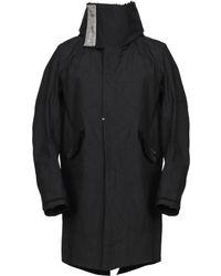Taichi Murakami Coat - Black
