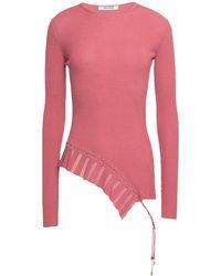 Roberto Cavalli Jumper - Pink