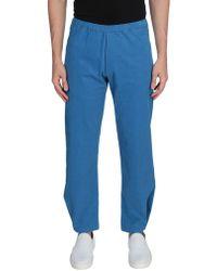 Umit Benan Trousers - Blue