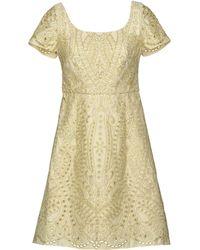 Marchesa notte - Short Dresses - Lyst