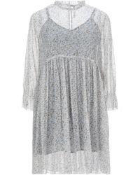 Pepe Jeans Short Dress - Grey