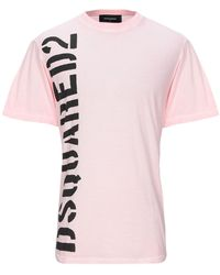 DSquared² T-shirt - Pink