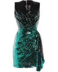 Marco Bologna Short Dress - Green