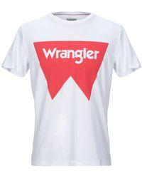 Wrangler T-shirt - White
