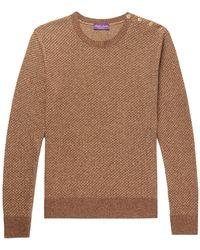 Ralph Lauren Purple Label Pullover - Multicolore