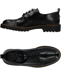 Armani - Lace-up Shoes - Lyst