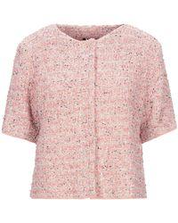 Anneclaire Suit Jacket - Pink