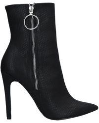 Danielle Guizio Ankle Boots - Black