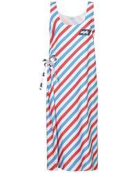 Au Jour Le Jour 3/4 Length Dress - White