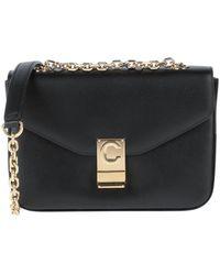 Celine Cross-body Bag - Black