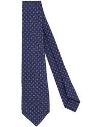 Mattabisch Corbata y pajarita - Azul