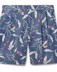 Rag & Bone Shorts & Bermudashorts - Blau