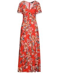 French Connection Long Dress - Red