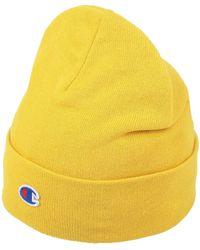 Champion Hat - Yellow