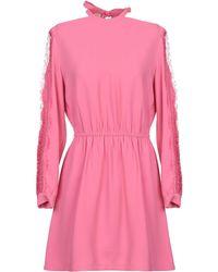 Pinko - Vestito corto - Lyst