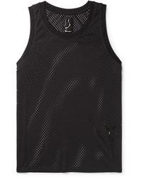 Rick Owens X Champion Camiseta de tirantes - Negro