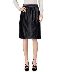 Vanessa Bruno Athé - Knee Length Skirts - Lyst