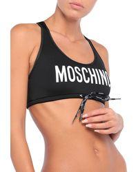 Moschino Sujetador bikini - Negro