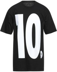 10.deep T-shirt - Black