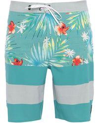 Vans Pantalons de plage - Bleu