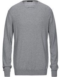 FALKE Pullover - Gris