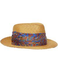 Etro Hat - Multicolor
