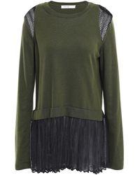 ADEAM Sweater - Green