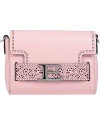 Ermanno Scervino Cross-body Bag - Pink