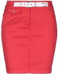 Armani Jeans Minigonna - Rosso