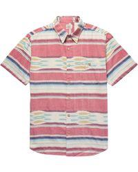 Faherty Brand Shirt - Pink