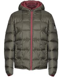 Meltin' Pot - Synthetic Down Jacket - Lyst