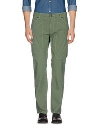 Jeckerson Casual Trousers - Green