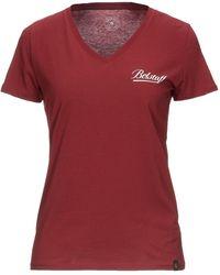 Belstaff T-shirt - Rouge