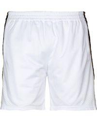 Kappa Shorts - White