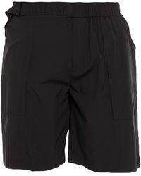 Emporio Armani Shorts & Bermuda Shorts - Black