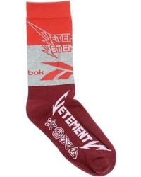 Vetements - Short Socks - Lyst