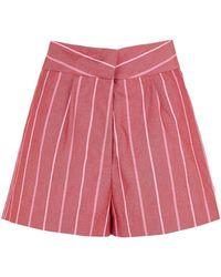 8 by YOOX Shorts & Bermuda Shorts - Red