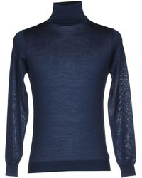 Balmain - Turtleneck - Lyst