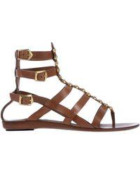 Sartore - Toe Post Sandal - Lyst
