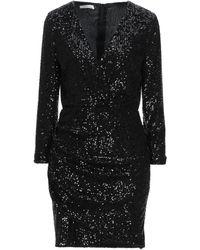 SADEY WITH LOVE Short Dress - Black